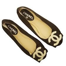Vivi buterfly: Sapatos da Chanel
