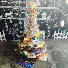 #bookmastree  by monisha_manjunath