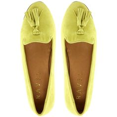 Ravel Lime Raised Loafer Shoes with Tassel Detail (3.325 RUB) ❤ liked on Polyvore featuring shoes, loafers, flats, ballet / loafers, green, green loafers, ballerina shoes, lime green flats, ballerina flats and chunky loafers