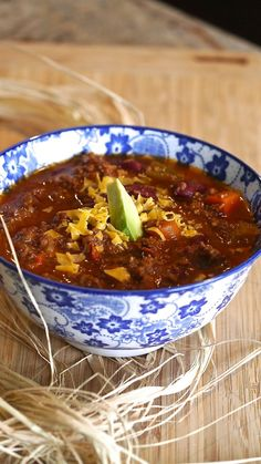 Perfect Chili ~ A chili is only as good as the selection of spices. I have used a combination of spices that created an amazing flavour in this perfect chili. This chili can be made with lamb or beef depending on your preference they both make a delicious chili. It is low in fat, and high in fiber and protein, making it a diet friendly meal. In this recipe I have used 4 red-hot chili peppers because I love spicy, but you can use as many as you desire.
