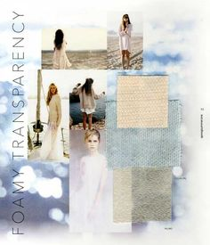 A+A Textile Women Fabrics and Colors S/S 2018. Dedicato ai tessuti, filati, textures ed effetti. 6 Temi e 42 Colori e 130 campioni di tessuti.