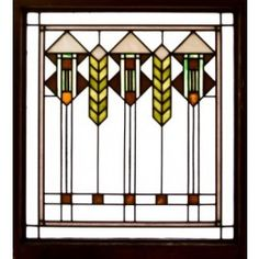 Set of residential prairie style windows bearing design for Prairie style characteristics