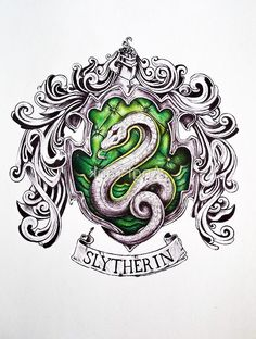 If I weren't Gryffindor, I'd love to be in Slytherin, even though my second rank is probably Ravenclaw. Slytherin Harry Potter, Slytherin House, Slytherin Pride, Slytherin Traits, Ravenclaw, Bijoux Harry Potter, Harry Potter Universal, Harry Potter World, Casas Estilo Harry Potter