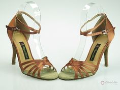 Elegant Dance Ladies Dance Shoes (Classic): Latin Shoes(Open Toe) H1101-01_DrBro