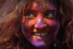 Festival of Colours in Kathmandu