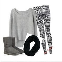 This outfit is great for chilling at home or school !!!