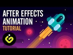 After Effects Tutorial, EASY Rocket Animation Tutorial In After Effects - YouTube