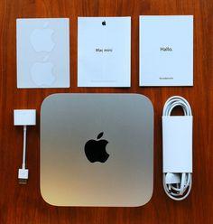 Mac Mini 2012: Box Contents | Flickr: Intercambio de fotos