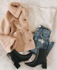 Cute Fall Outfits, Winter Fashion Outfits, Fall Winter Outfits, Look Fashion, Autumn Winter Fashion, Stylish Outfits, Womens Fashion, Classic Fashion Outfits, Street Fashion