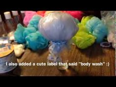 Baby shower prize ideas! (4 of 4) - YouTube