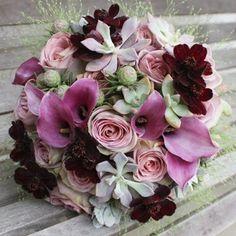 wedding bouquet by Naghma