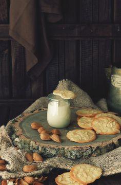 Kanela y Limón: Galletas de almendra/ paso a paso