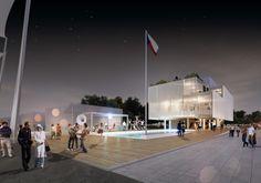 #CzechRepublic pavilion for #Expo2015