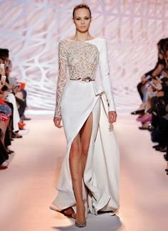 Coodoss to you Zuhair. You are a true talent. Below I have posted pictures of pieces from his Spring 2015 line. Enjoy.