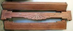 Wood Valance. Jewelry Cabinet, Accent Furniture, Wood, Furniture, Window Cornices, Southwest Decor, Wood Cornice, Valance Window Treatments, Wood Valance