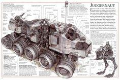 Episode 3: Juggernaut