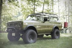 NEMO:Anything Scout International Harvester Scout 4x4 7