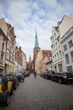 Lubeck, Germany is a charming place to visit when traveling in Europe.