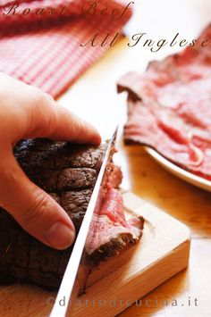 Expat-Mamma in Fran. Roast Beef, Food To Make, Meat, Dinner, Video, Cooking, Desserts, Recipes, Kitchen