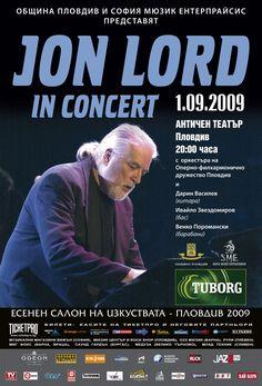 Jon Lord - Plovdiv, Bulgaria 2009