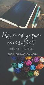 Bullet Journal en español,