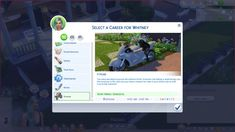 Xtreme Career (TS1 to TS4) by GoBananas at Mod The Sims • Sims 4 Updates