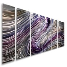 Screen Gems 20 by 40 by 2-Inch Long Square Wall Decor SGS4138-92F
