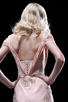 John Galliano for Christian Dior Spring Summer 2010 Ready-To-Wear