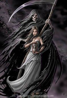Summon the Reaper / Invoquer le moissonneur