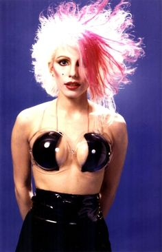 Dale Bozio of Missing Persons. Someone who should never be photographed in black and white.