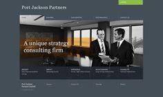 25 Corporate Websites for Design Inspiration | Vandelay Design Blog