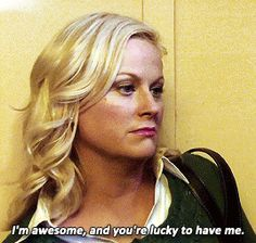 The perfect Leslie Knope Parks Animated GIF for your conversation. Discover and Share the best GIFs on Tenor. Parks And Recreation Gifs, Parks And Rec Gif, Parks N Rec, Leslie Knope Gif, Leslie Knope Quotes, Iconic Movies, Tv Shows, Dream Job, Movie Quotes