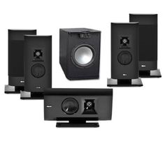 Klipsch Gallery G-12 5.1 Home Theater System-FREE 650 Watt SUB