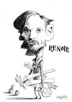 Renoir by Pablo Morales de los Rios
