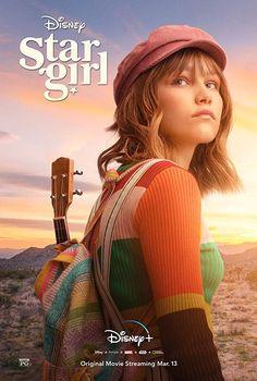 """Coming soon to Disney+: """"Stargirl"""" a sweet, coming of age story starring Grace VanderWaal in her film debut Disney Pixar, Film Disney, Grace Vanderwaal, Disney Stars, Stargirl Movie, Stargirl Quotes, Movie List, Movie Tv, Movies Showing"""