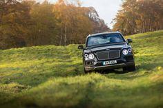 Cash to Splash: Bentley & Purdey Shown Off Ultra-Luxury Bentayga Field Sports