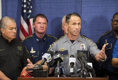 Baton Rouge Police Chief Defends Department's Tactics