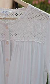 Faith Ladies Nighty - http://www.aprilcornell.com/product/Faith-Ladies-Nighty-NTAA5251W-White/nightwear