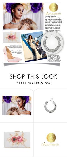 """""""Angieberrys 3"""" by blagica92 ❤ liked on Polyvore featuring Christian Louboutin"""