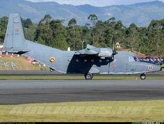 CASA 212-300. Fuerza Aerea Colombiana