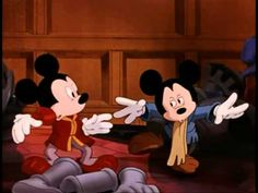 prince and the pauper mickey - Google Search