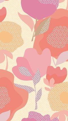 Plant Wallpaper, Tropical Wallpaper, Cool Wallpaper, Pattern Wallpaper, Cute Backgrounds, Phone Backgrounds, Wallpaper Backgrounds, Iphone Wallpaper, Whatsapp Wallpaper