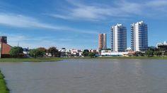 Lago Municipal Toledo Paraná Brasil