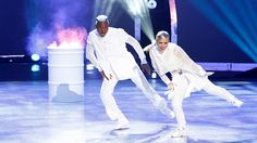 SYTYCD - Mariah and BluPrint perform a Hip Hop routine choreographed by Luther Brown.