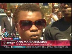 Dominico-Haitianos protestan nuevamente en el Palacio Nacional
