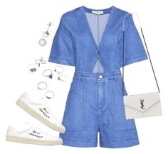 """""""Untitled #174"""" by katiemarte ❤ liked on Polyvore featuring STELLA McCARTNEY and Yves Saint Laurent"""