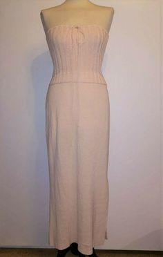 * * * PHILOMENA CHRIST Strickkleid rosa, ca.Gr.38 * * * Christen, One Shoulder, Detail, Formal Dresses, Ebay, Fashion, Clothing Accessories, Breien, Dresses For Formal