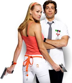 Chuck, that show makes me so wanna become a topsecret superspy with a nerdy but sweet sidekick!