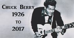 """Legendary rock and roll guitarist/pioneer Chuck Berry was pronounced dead Saturday afternoon at 1:26 p.m. The details surrounding his death are still ambiguous, but police from St. Charles County said they responded to a """"medical emergency"""" at Chuck's residence near St. Louis, Missouri. First responders found Chuck unresponsive, even after multiple """"lifesaving techniques"""" were applies. …"""