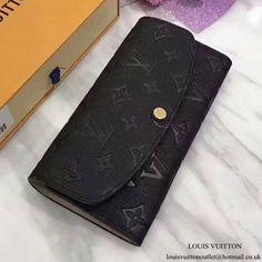 Louis Vuitton M62369 Emilie Wallet Monogram Empreinte Leather Louis Vuitton Emilie Wallet, Louis Vuitton Handbags, Name Brand Handbags, Purses And Handbags, Long Wallet, Luxury Handbags, Clutch Wallet, Authentic Louis Vuitton, Monogram